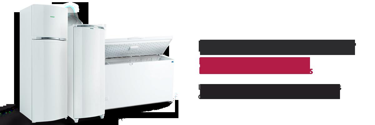 Refrigerador e Freezer