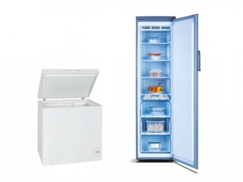 Na dúvida de alugar um freezer vertical ou horizontal?