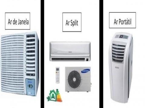 Split, Janela ou Portátil, qual o melhor tipo de Ar Condicionado?