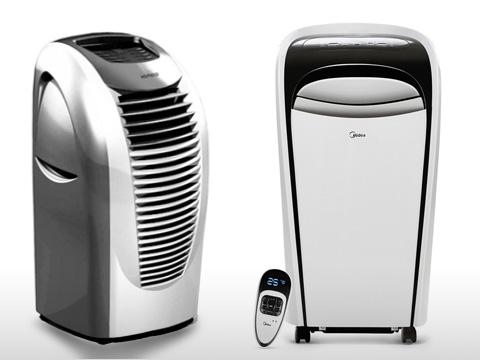 Ar Condicionado Portátil - 10.500 BTUs