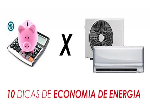 Como economizar o consumo de energia do ar condicionado