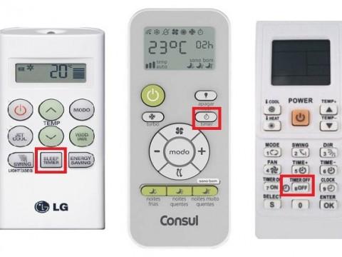 Como programar o ar condicionado para desligar